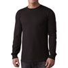 Mens Long Sleeve T-shirts in Dark Colors