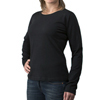 Women's long sleeved t-shirts in dark colors