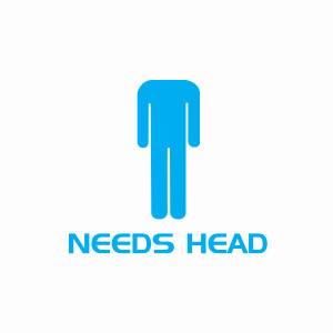 Needs Head - classic funny t-shirt